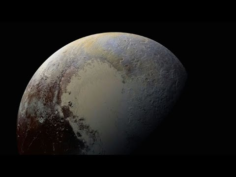 NASA releases 'best close-ups' of planet Pluto