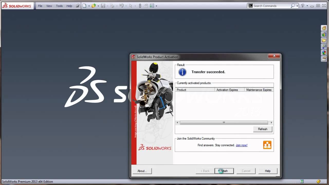 SolidWorks TNT - Transferring SolidWorks License to a New Computer  Tips-N-Tricks