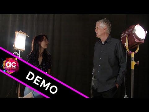 Lighting Techniques with Robert Yeoman  Artist Demo  TAC