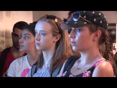 Vlog 1: Tsitsernakabert | Genocide memorial and museum | AGBU DAP 2017