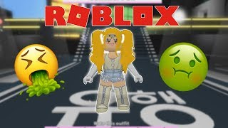 ROBLOX Fashion Famous - I'M THROWING UP