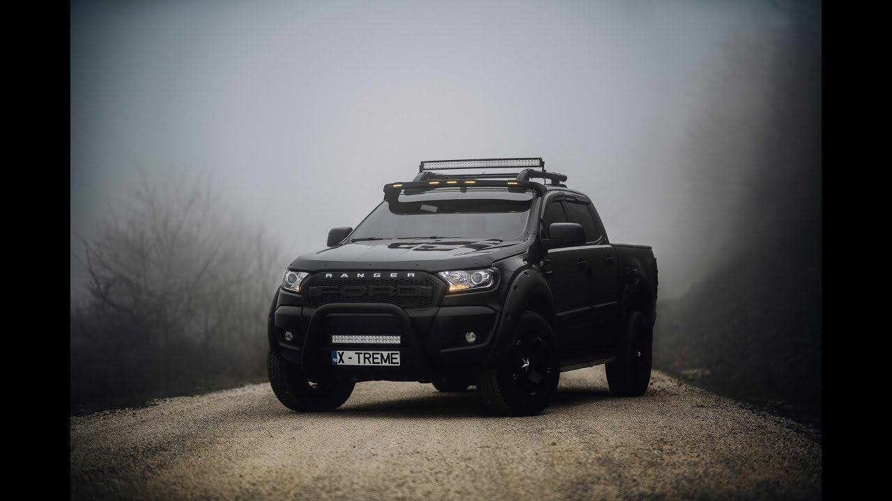 Ford Ranger Tuning >> Ford Ranger Raptor Aksesuar | X-Treme Tuning - YouTube