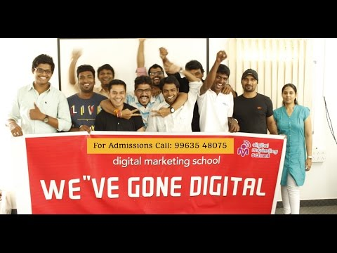 Digital Marketing School – No.1 Google Digital Marketing Training Institute in Hyderabad
