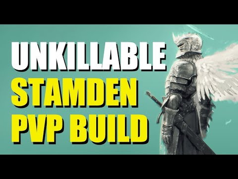UNKILLABLE Stamina Warden PVP Build - ESO Wrathstone