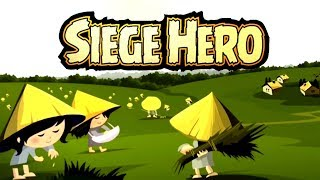 Siege Hero - Armor Games Inc Walkthrough