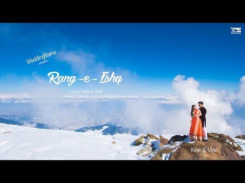 Rang-e-Ishq | WeddingNama | A Kashmir Love Story