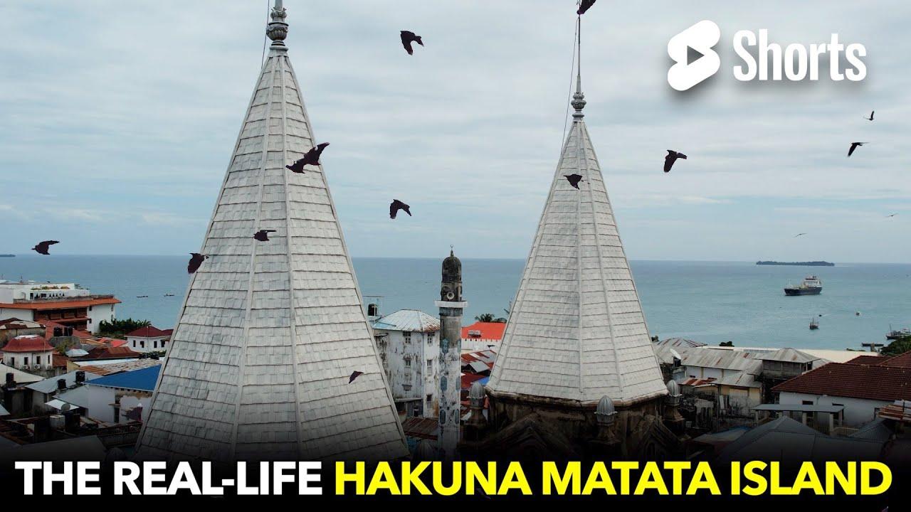 The Real-Life Hakuna Matata Island