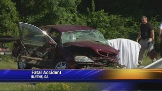 Deadly accident at Highway 1 and Highway 88 intersection in Richmond County