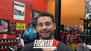 CHRIS ALGERI; ISRAEL ADESANYA, SPARRING DUSTIN POIRIER AND KHABIB PREDICTIONS, WHITAKER AND MORE