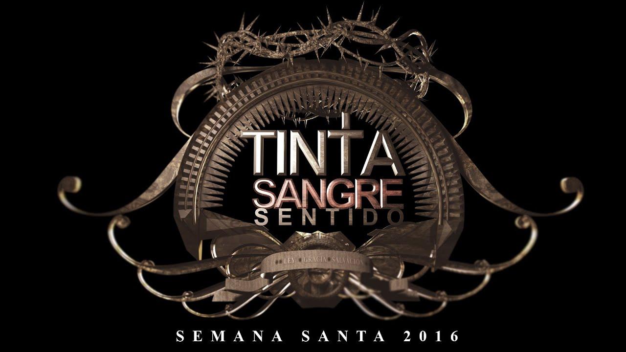 TINTA, SANGRE y SENTIDO official teaser, 2016 - YouTube