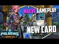 NEW MAEVE CARD IS INSANE   PTS Season 3 Patch Gameplay