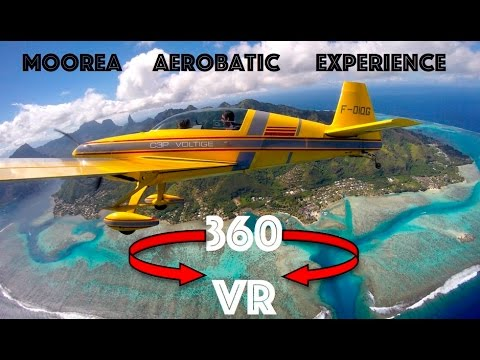 360°VR * You Have Control * Moorea island as never seen before