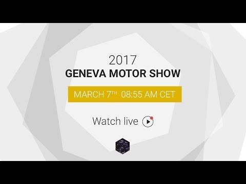 Lamborghini Huracán Performante premiere - Geneva Motor Show 2017