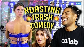 Roasting Hannah Stocking's Trash Comedy | Guess That Punchline! Ep. 2