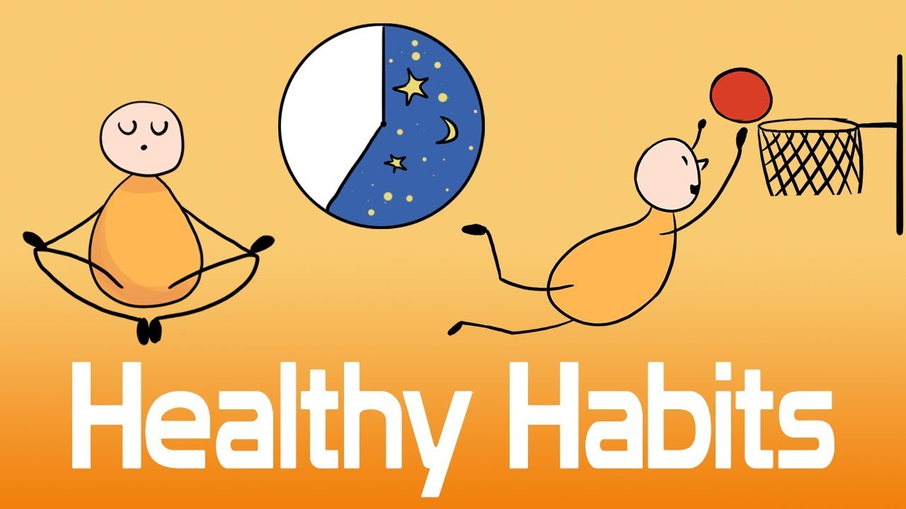 10 Habits of Healthy People   How To Live Longer