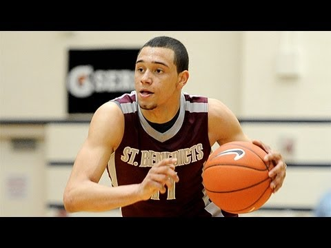 new arrivals 6129d f22f8 Tyler Ennis of St Benedict's Prep - New Jersey Gatorade Player of the Year  - Junior Year Highlights