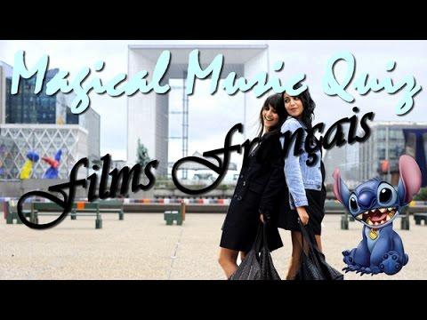 Magical Music Quiz Musiques de films français