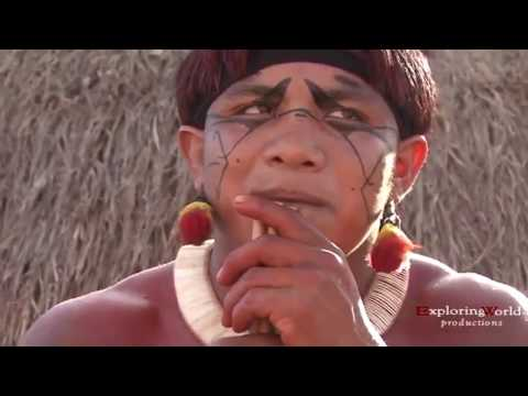 Documentary - Tears Of The Girls In Amazon (Tribal Language)