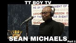 Sean Michaels: The Greatest Black Male Pornstar Talks Pioneering Interracial & Transgender Porn Pt 1