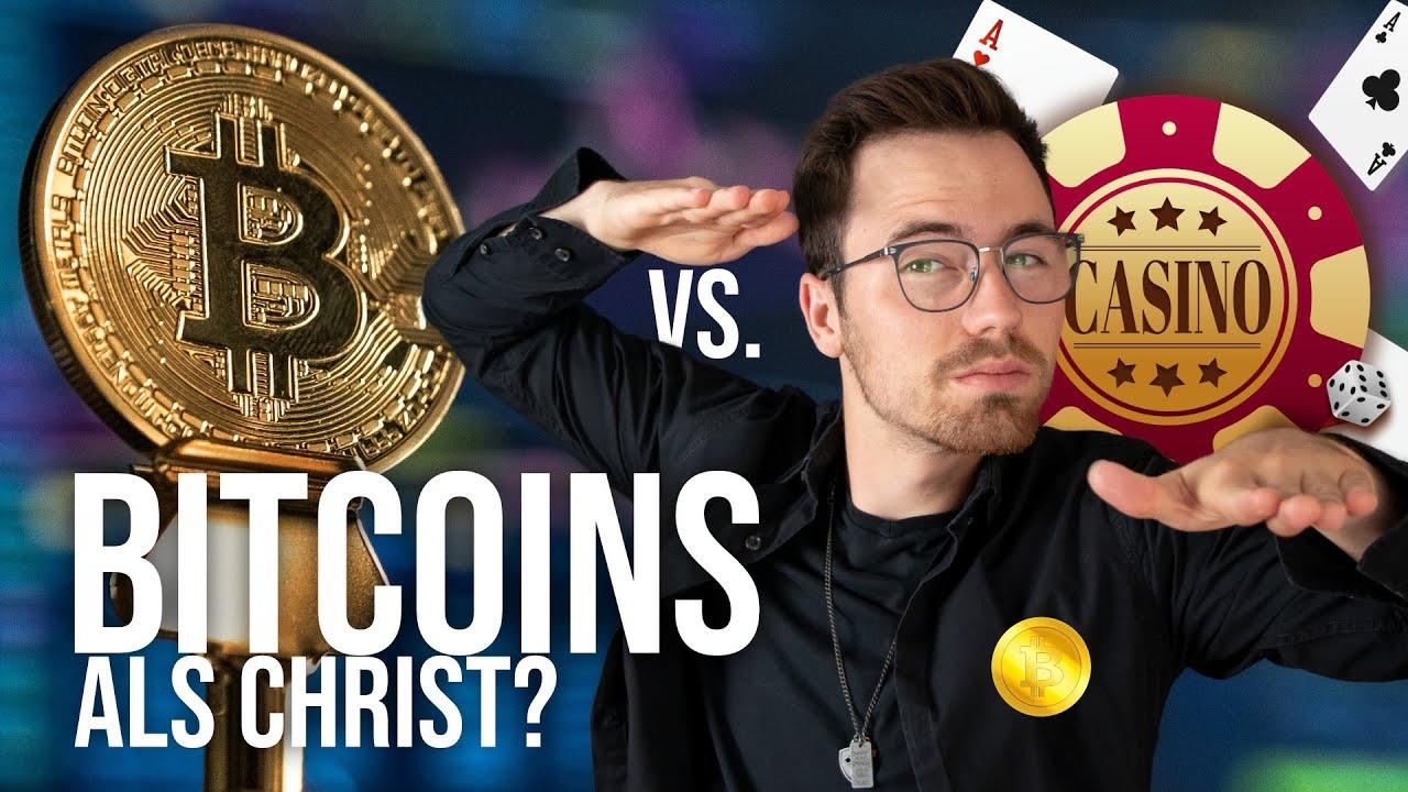 in kryptowährung zu investieren ist besser als sollten christen in bitcoin investieren