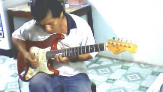Santana  Black Magic Woman - Thiện Bến Tre guitar cover