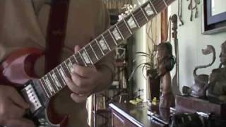 """""""Back Where It All Begins"""" - The Allman Brothers (First Solo)"""