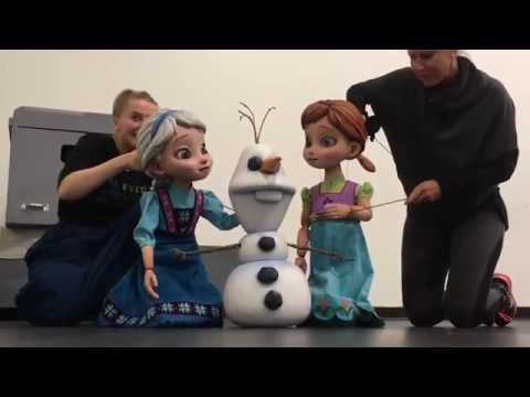Disney Cruise Line FROZEN Musical Preview