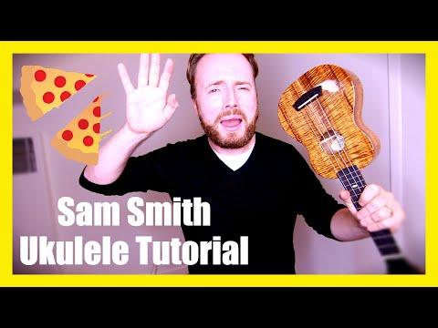 TOO GOOD AT GOODBYES (SAM SMITH) - EASY UKULELE TUTORIAL!