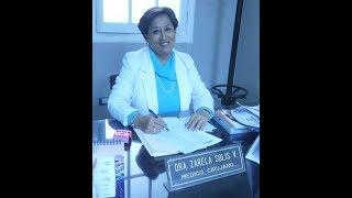 Conversando con la Dra. ZARELA SOLÍS VÁSQUEZ