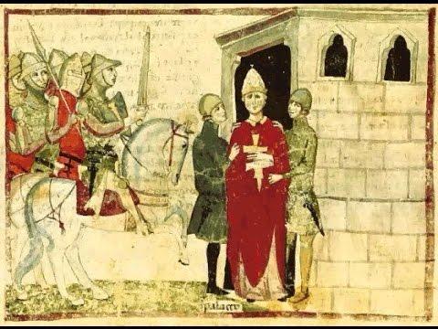 FELIPE IV DE FRAN. vs PAPA BONIFACIO VIII (Año 1268) Pasajes de la ...