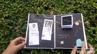 Graduation Scrapbook For Boyfriend   Diy   By Hanieta