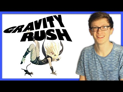 Gravity Rush | Tales from the Backlog - Scott The Woz
