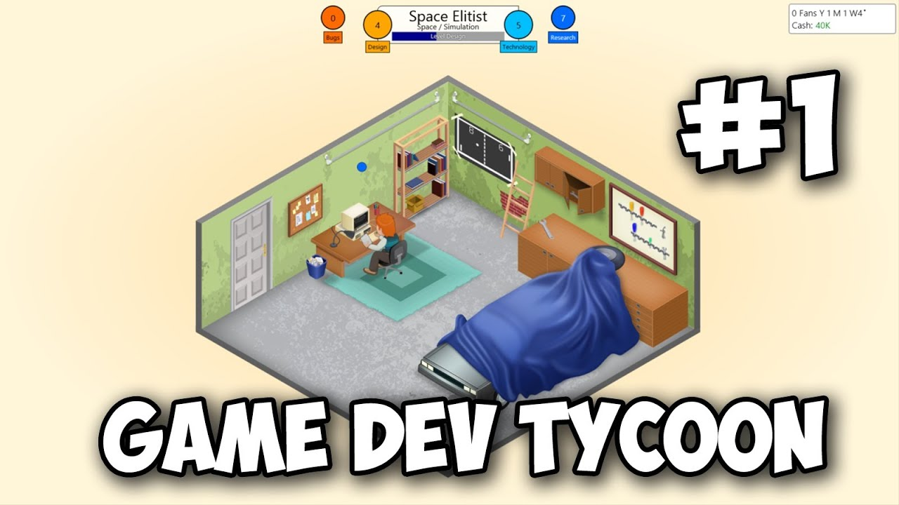 how to make gta game dev tycoon