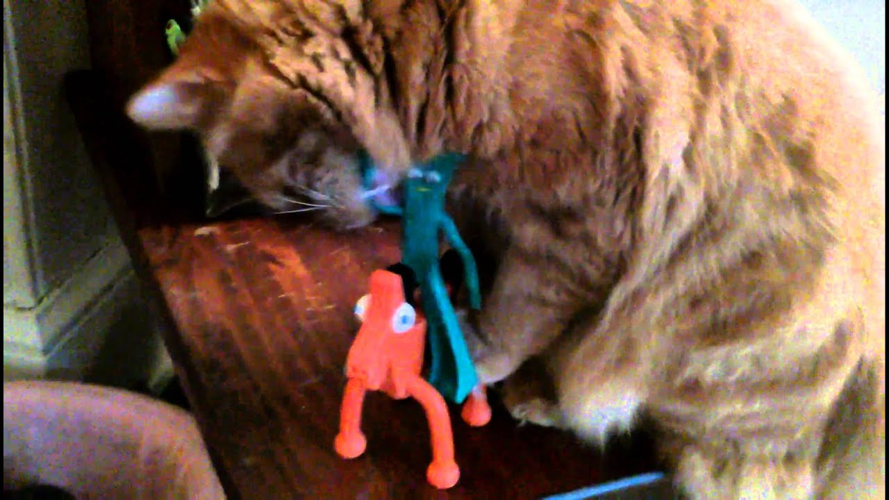 The death of Gumby and Pokey! - YouTube