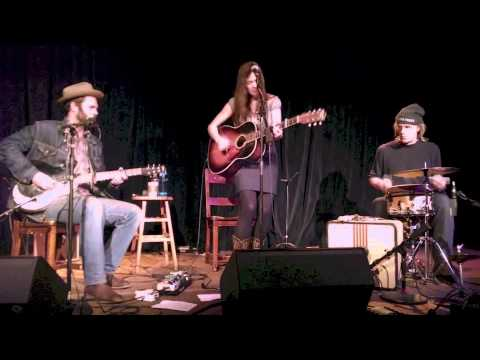 """Caitlin Canty """"I NEVER"""" with Jeffrey Foucault and Billy Conway"""