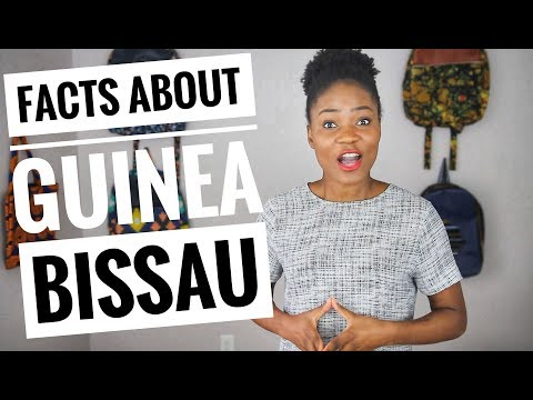 Amazing Facts about Guinea Bissau | Africa Profile | Focus on Guinea Bissau