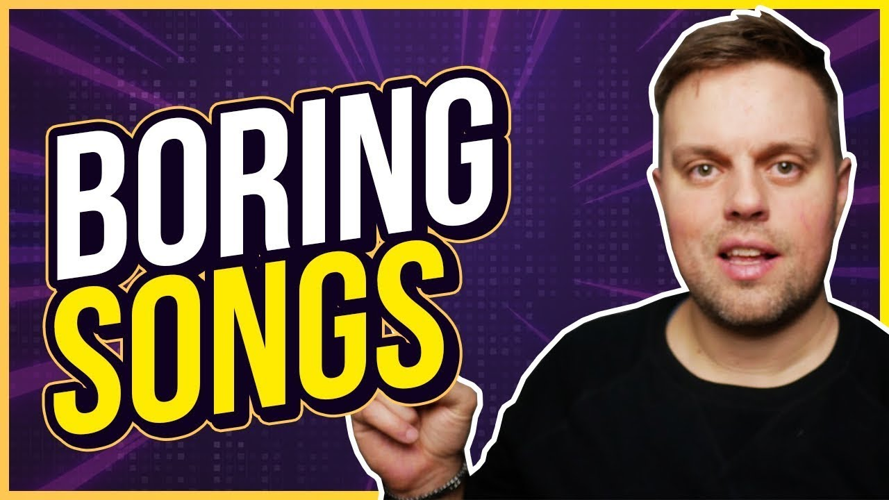 Why You Write Boring Songs (And How to Fix It)