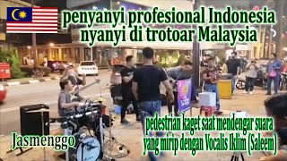 Di kira penyanyi biasa ternyata penyanyi profesional asal Indonesia part 1/2
