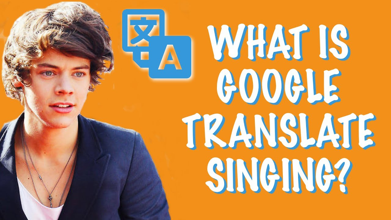 google translate songs 1 can you guess the song youtube