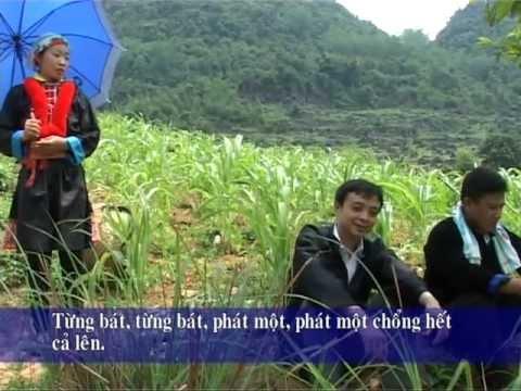 Vở kịch người Dao trên Cao Bằng/ A play by Dzao people in Cao Bang, Vietnam
