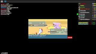 Roblox Project Pokemon Extras - Palkia Fail! (2)