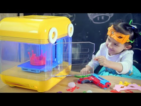 Top 5 Best 3D Printers For Kids