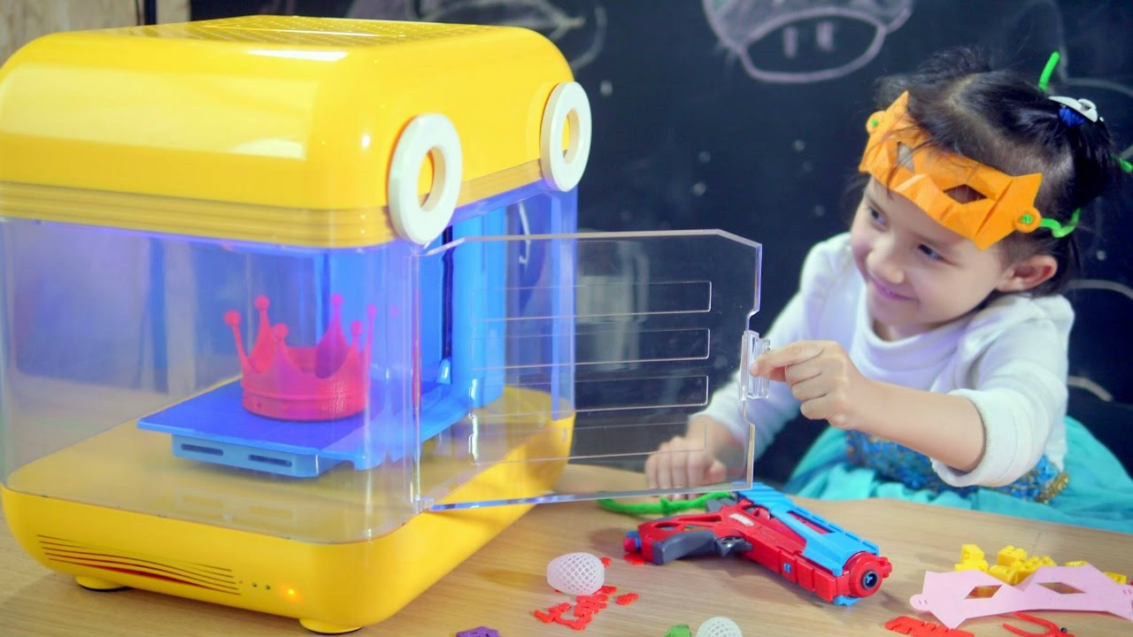 top 5 best 3d printers for kids youtube