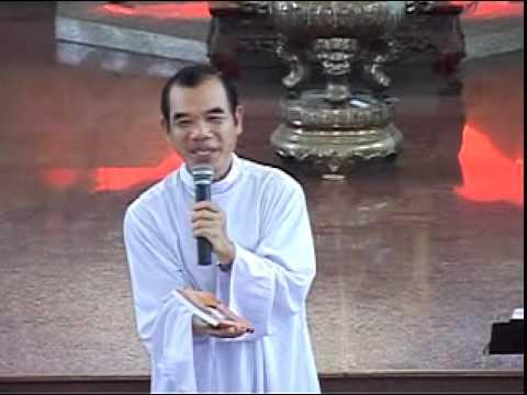 Video 2 bai giang kinh long thuong xot chua tai gx Tan Phuoc ngay 06 04 2011