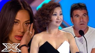 SIMPLY SENSATIONAL Singing Auditions That IMPRESSED The Judges | X Factor Global