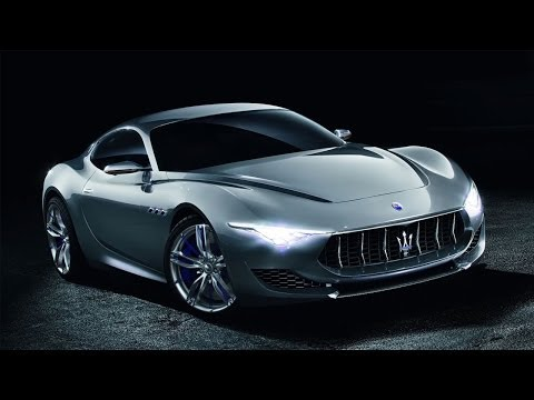 The Italians Win The Geneva Motor Show -- AFTER/DRIVE