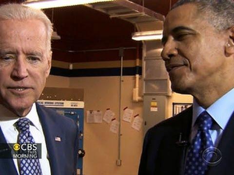 Obama and Biden discuss 2016, political future