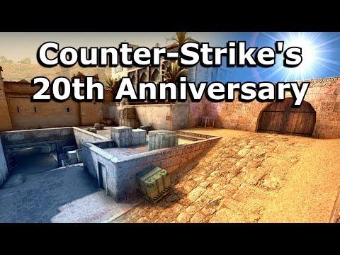 Counter-Strike's 20th Anniversary Update