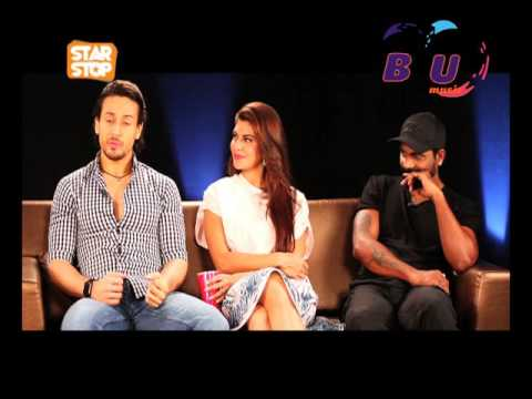 Full Interview - Tiger Shroff, Jacqueline Fernandez and Remo