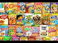 Top 5 Cereal Brands Of All Time